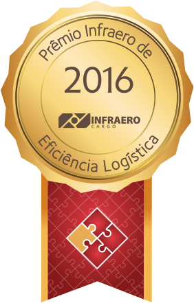 Prêmio Infraero de Eficiência Logística - 2016